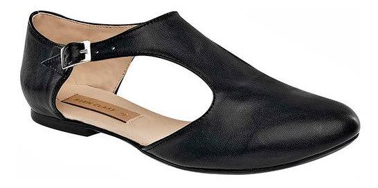 Zapato Alpargata Fiesta Sint Mujer Negro Correat 54695 Udt