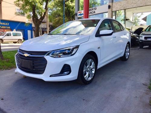 Chevrolet Onix 1.0 Turbo Premier 4p 0km 2021