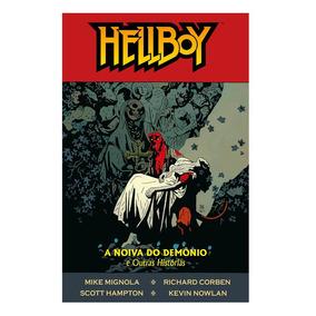 Hellboy A Noiva Do Demonio E Outras Historias Volume 8