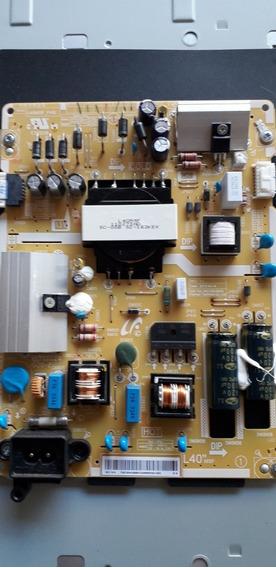 Placa Da Fonte Com Defeito Tv Samsung 40polegadas Smart