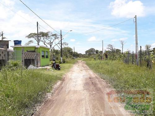 Terreno Para Venda Em Peruíbe, Estancia Leao Novaes - 1465_2-659840