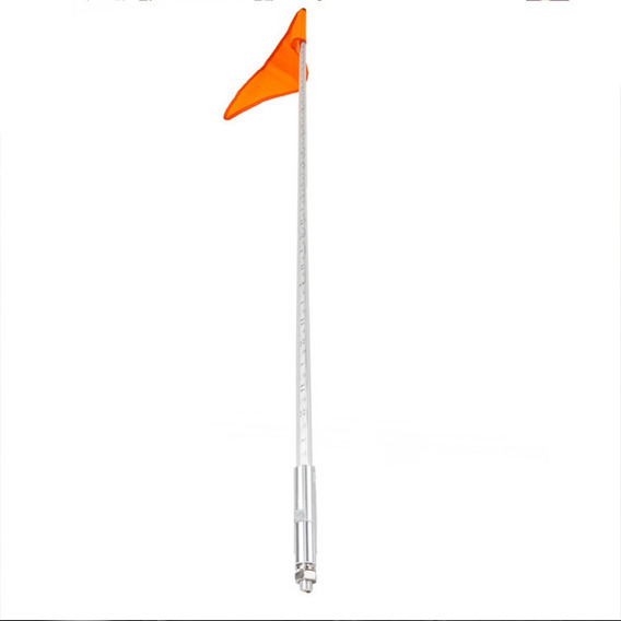Antena Bandera Led Whip De 1.20 Mts Jeep Razor Colores