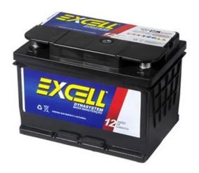 Bateria Excell 60 Amperes - Frete Grátis Osasco & Região