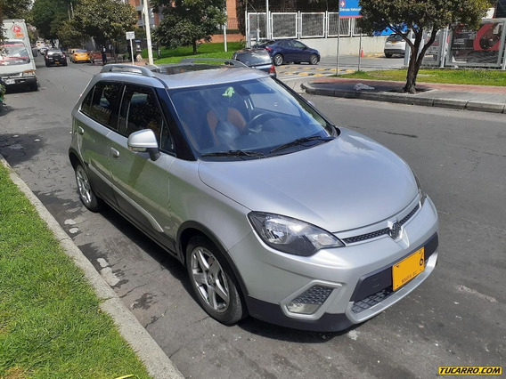 Mg Mg3 Cross Hatchback