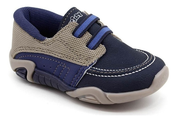 Tênis Infantil Kidy 008-0461 Azul Marinho