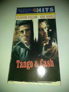Tango & Cash Silvester Stallone Kurt Russell Películas Vhs
