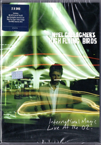 Noel Gallaghers International Magic Live At The O2 (2 Dvd)
