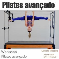 Workshop Pilates Avançado