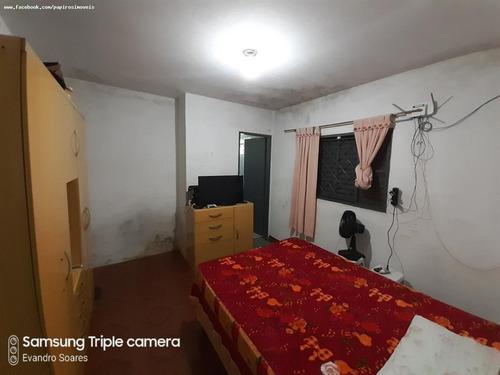 Casa Para Venda Em Tatuí, Vila Doutor Laurindo, 2 Dormitórios, 1 Suíte, 2 Banheiros, 1 Vaga - 576_1-1460112
