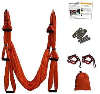 Aerial Yoga Swing - Antigravedad Hamaca Columpio De Yoga Her