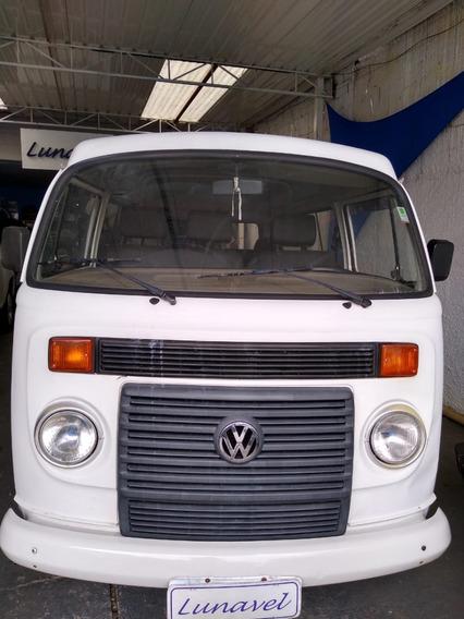 Volkswagen Kombi 1.4 Standard Total Flex Apenas 140 Mil Km !