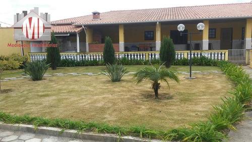 Chácara Rural À Venda, Zona Rural, Pinhalzinho. - Ch0235