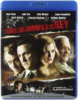 Blu-ray All The King´s Men / Todos Los Hombres Del Rey