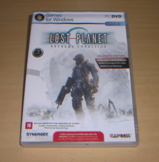 Lost Planet - Extreme Condition - Colonies Edition - Pc