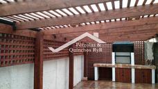 Pergolas De Madera Estructurales Oregon