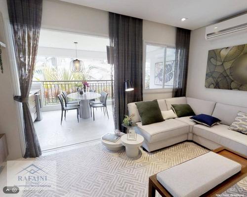 Apartamento À Venda, 67 M² Por R$ 577.000,00 - Belém - São Paulo/sp - Ap0817