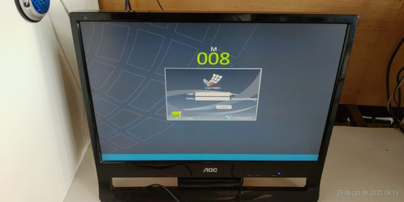 Monitor Aoc 913fw Deevo - 19 Polegadas Widescreen Usado Ok
