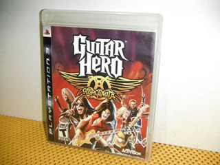 Guitar Hero Aerosmith Para Ps3 (03)