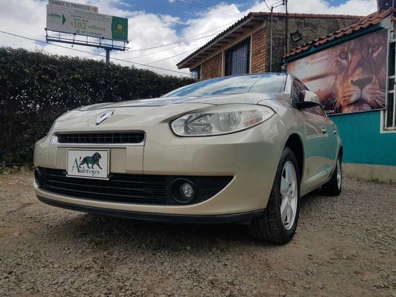 Renault Fluence Privilege At 2.0 2014