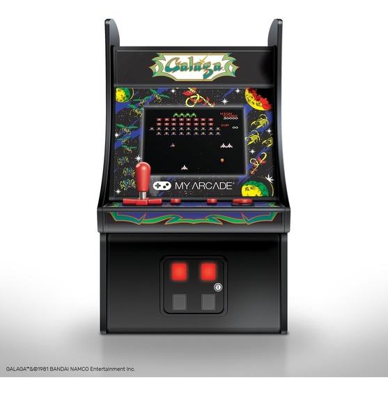 Mini Arcade Video Game Galaga Micro Player Retro