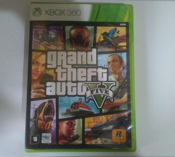 Gta Xbox V 360 Original