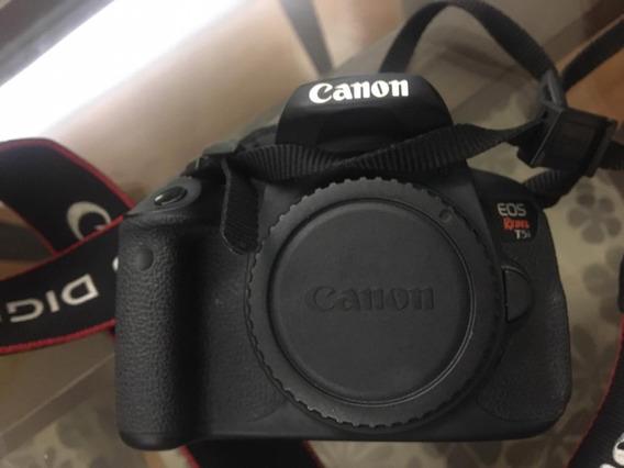 Câmera Fotográfica Eos Rebel T5i