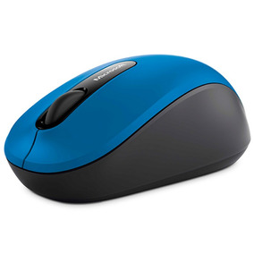 Mouse Microsoft Bluetooth Mobile 3600 Blue