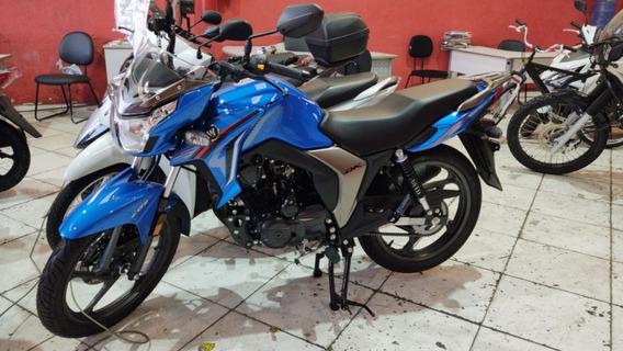 Haojue Dk 150 Cbs 2020 Zero Km