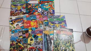Superman - Millenium - 1 Al 8 - Ed. Zinco