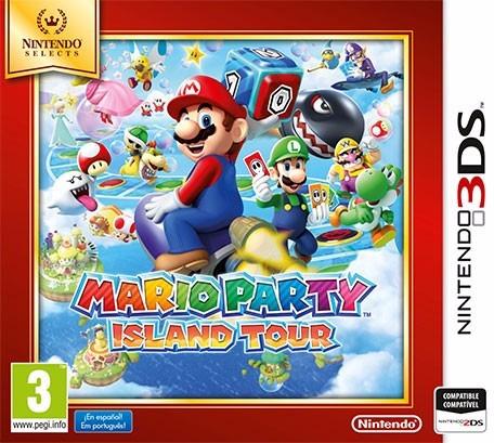 Mario Party Island Tour - Nintendo 3ds