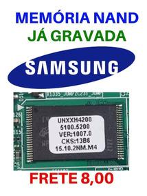 Memoria Nand Un48h4200 Un40h4200 Unxxh4200 5100 5200