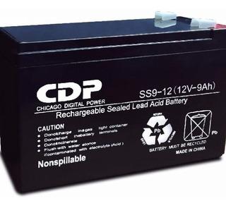 Cdp Lsb-12/9 Bateria Reemplazo Ups Ss9-12 (12v 9ah)
