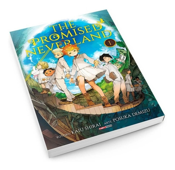 The Promised Neverland - Volume 1
