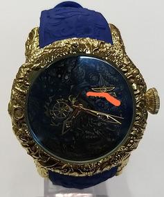 Relógio Yakuza S1/2 Masculino Cravado Varis Modelos