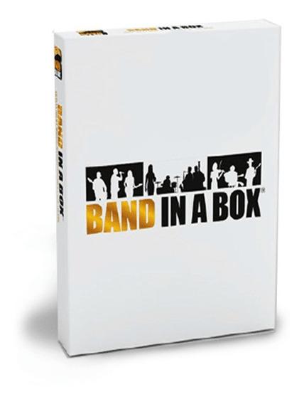 Band In A Box 2018 Para Mac