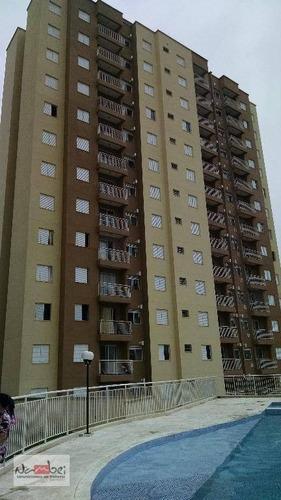 Imagem 1 de 12 de Apartamento Com 2 Dormitórios À Venda, 47 M² Por R$ 209.000 - Itaquera - São Paulo/sp - Ap0264