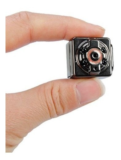 Mini Câmera Full Hd 1080p Sq8 Espiã - Original