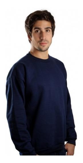 Blusa Agasalho Básico Fechada De Moleton Masculina