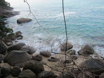 Terreno Com Praia Particular Na Ponta Grossa, Local Único E Deslumbrante Com Vista Para A Baía Do Itaguá!!!!!! - V625