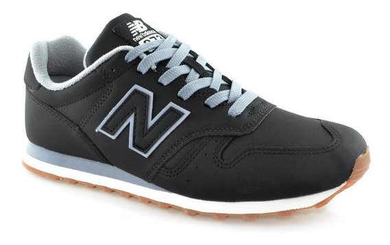 Tenis New Balance 373 Bla Original