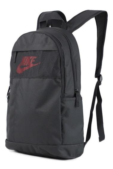 Mochila Nike Elemental 2.0 Original-nota Fiscal 5878 Cinza