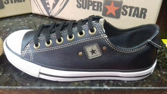 Tenis Tipo All Star Superstar Sapatos Tênis com o Melhores