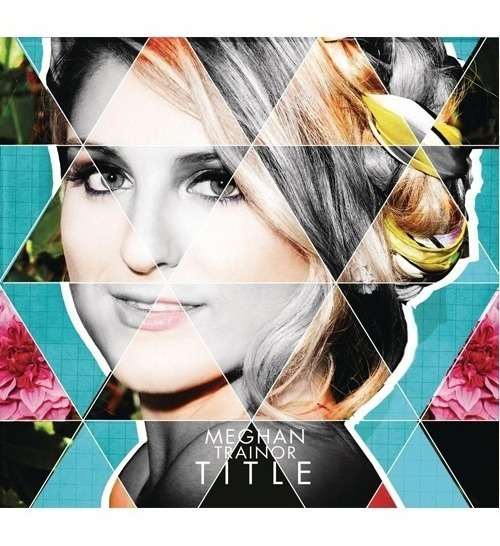 Meghan Trainor / Title / Disco Cd Con 4 Canciones