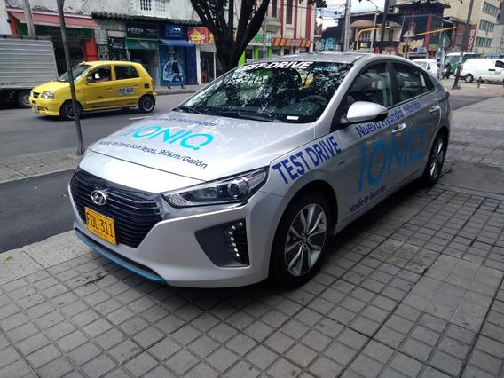 Hyundai Ioniq Hibrido 2019