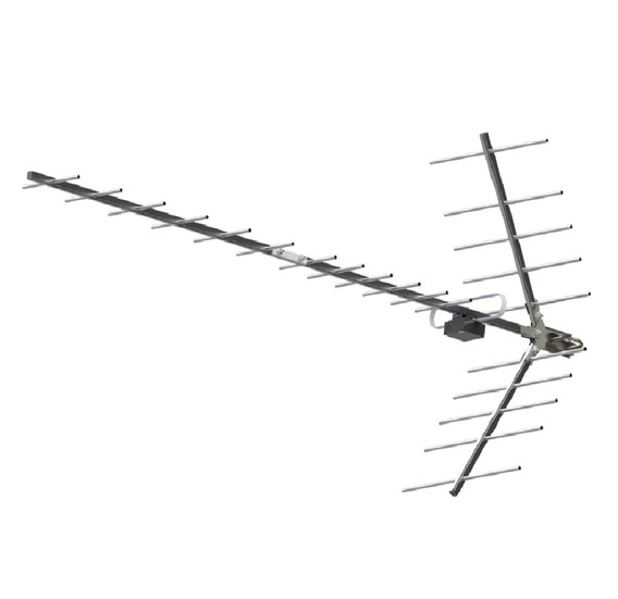 Antena Externa Yagi Prohd-1115 - Proeletronic