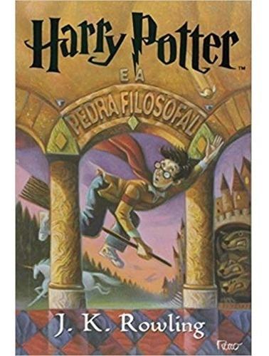 Harry Potter E A Pedra Filosofal. J.k.rowling.2000. 263p.