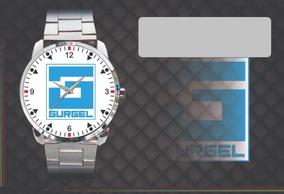 Relógio Pulso Personalizado Gurgel Carajas Tocantins Br800