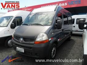 Renault Master 2.5 Dci Executivo 2009/2010 Cinza