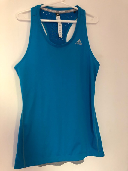Musculosa adidas Climachill / Fitness - Talle S
