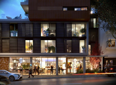 Divino Apartamento De 1 Dormitorio En El Cordon!!!!!!